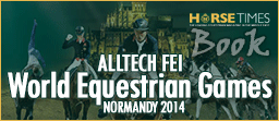 HORSETIMES ALLTECH FEI World Equestrian Games - Norway 2014 - Book