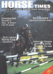 HORSE TIMES :Issue No. 16