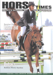 HORSE TIMES :Issue No. 17