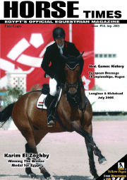HORSE TIMES :Issue No. 18