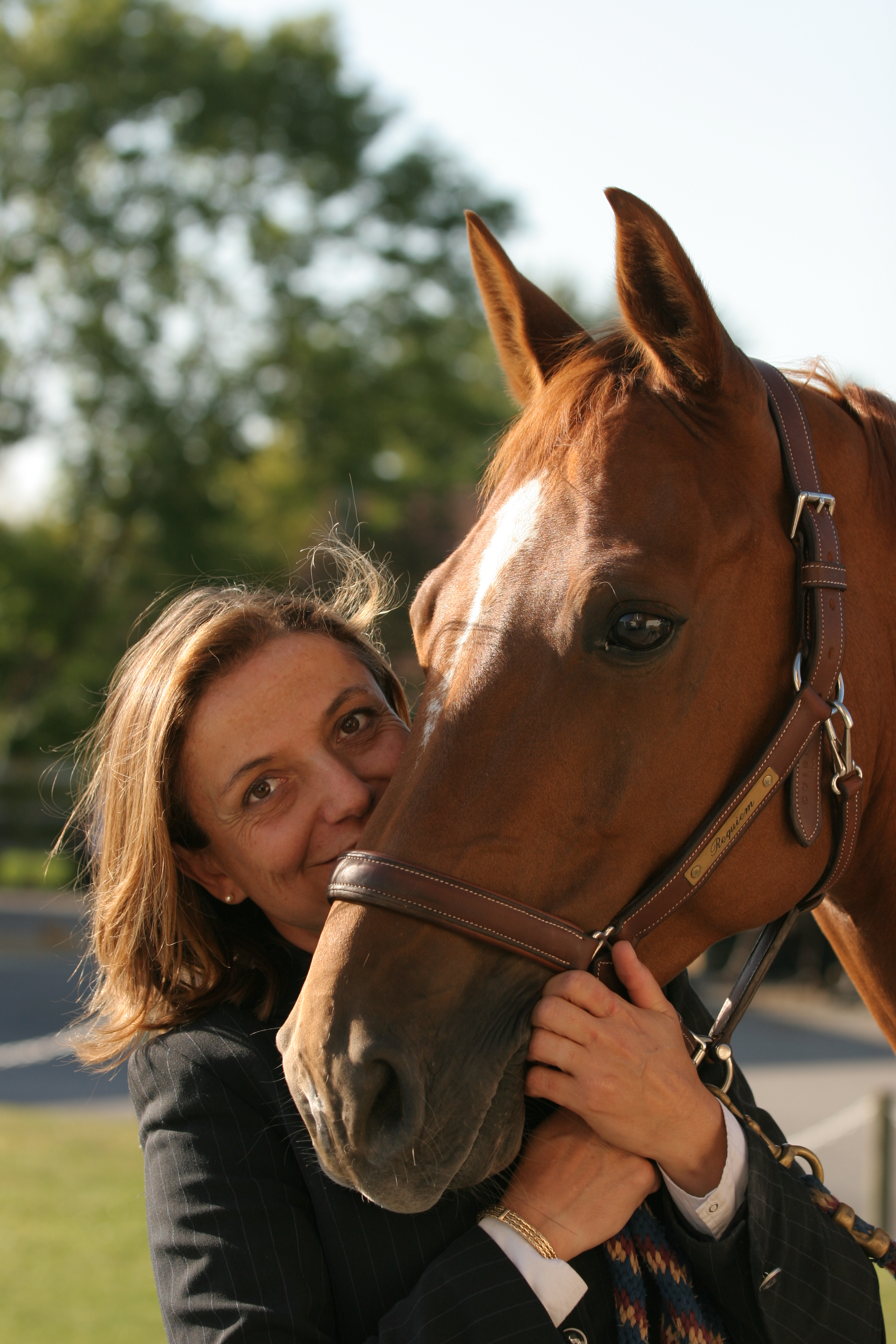 Horse Times Egypt: Equestrian Magazine :News :ALEXANDRA LEDERMANN FULL OF HEART