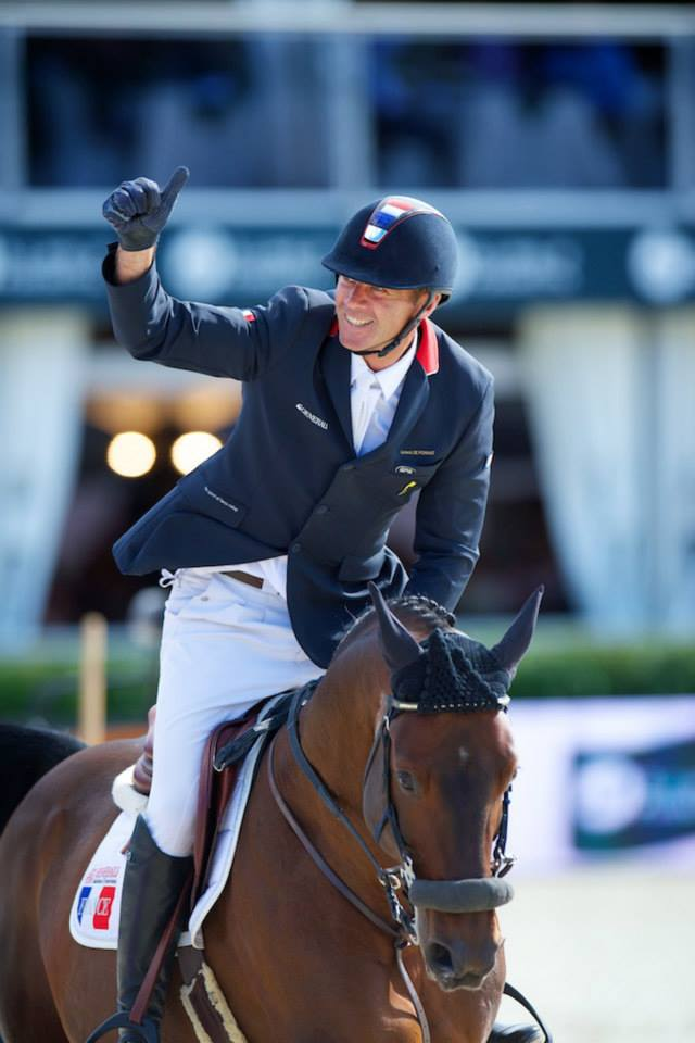 Horse Times Egypt: Equestrian Magazine :News :VICTORY FOR FRENCH TEAM IN GRIPPING FURUSIYYA FEI NATIONS CUP FINAL