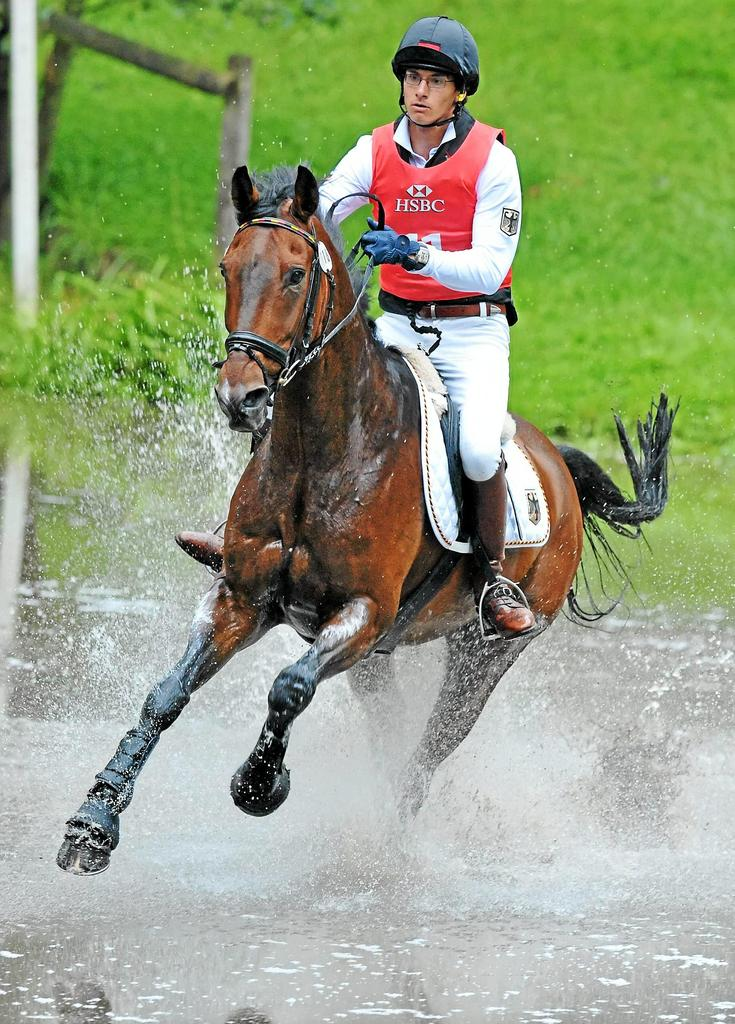 Horse Times Egypt: Equestrian Magazine :News :STATEMENT FROM THE FEI ON FATAL ACCIDENT AT CCI4* LUHMÜHLEN - BENJAMIN WINTER