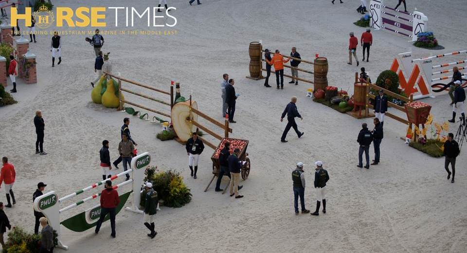 Horse Times Egypt: Equestrian Magazine :News :SHOW JUMPING AT THE ALLTECH FEI WORLD EQUESTRIAN GAMES 2014 IN NORMANDY