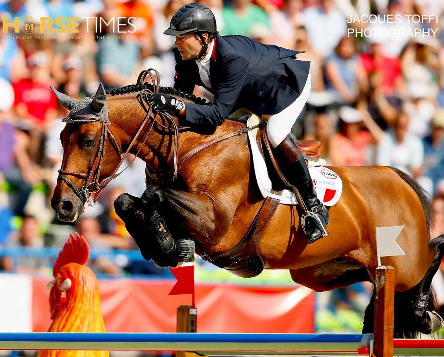 Horse Times Egypt: Equestrian Magazine :News :THE INTRIGUING DYNAMICS OF THE SHOW JUMPING TEAM FINAL COMPETITION AT THE ALLTECH FEI WORLD EQUESTRIAN GAMES 2014 IN NORMANDY