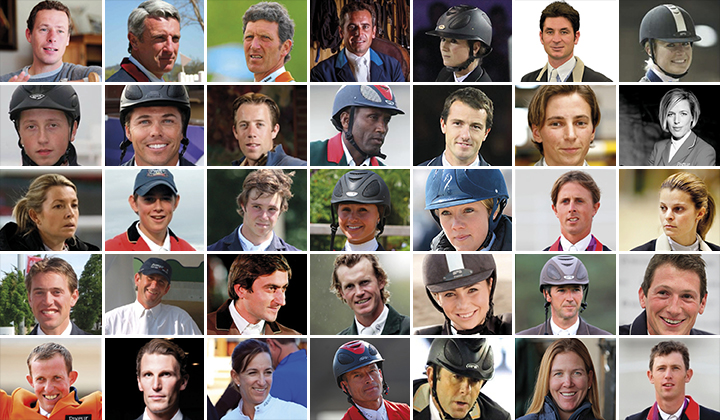 Horse Times Egypt: Equestrian Magazine :News :A MEETING OF CHAMPIONS AT THE 2014 GUCCI PARIS MASTERS