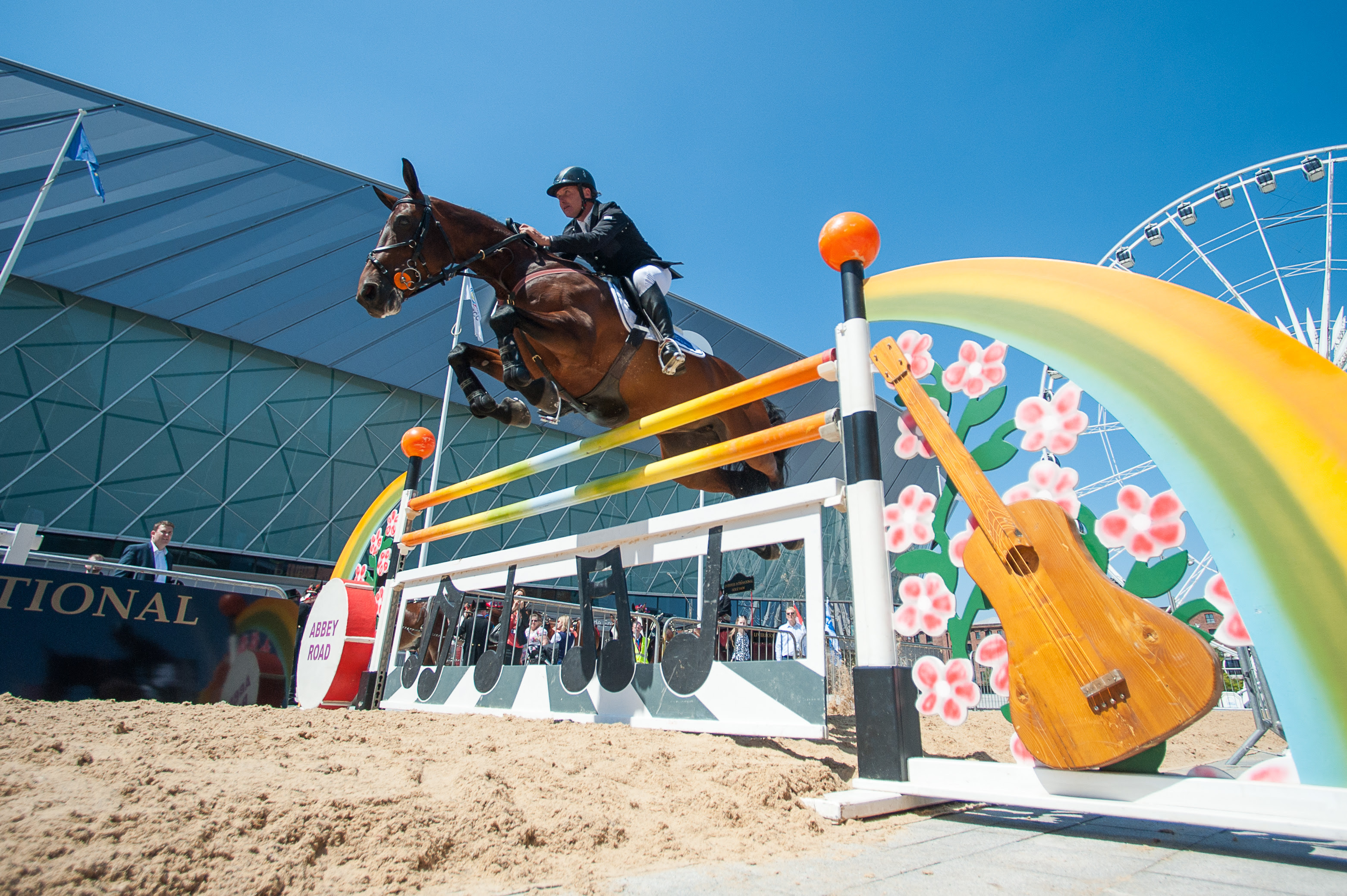 Horse Times Egypt: Equestrian Magazine :News :NEW INTERNATIONAL EQUESTRIAN EVENT FOR LIVERPOOL