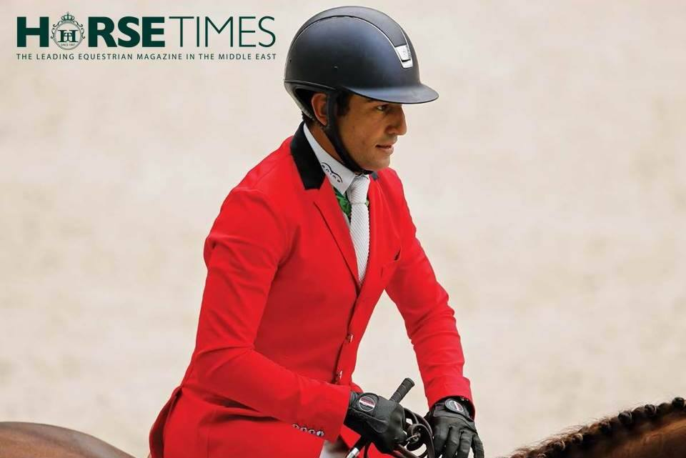 Horse Times Egypt: Equestrian Magazine :News :SAMEH EL-DAHAN, THE WINNER OF CSI4* GRAND PRIX AT SPRUCE MEADOWS
