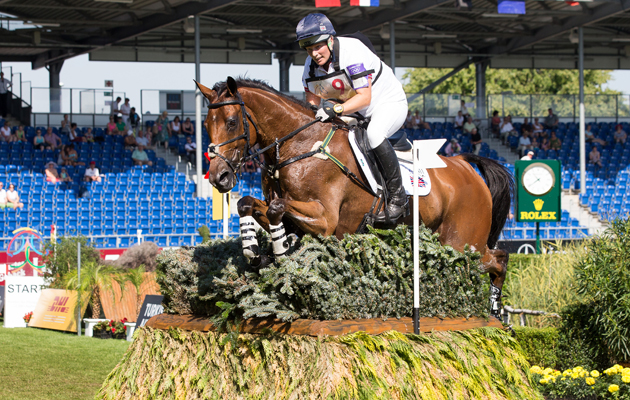 Horse Times Egypt: Equestrian Magazine :News :ZARA PHILLIPS AND HIGH KINGDOM TO MISS EUROPEAN CHAMPIONSHIPS