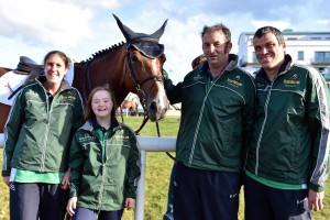 Horse Times Egypt: Equestrian Magazine :News :FOUR EQUESTRIAN MEDALS FOR IRELAND AT SPECIAL OLYMPICS