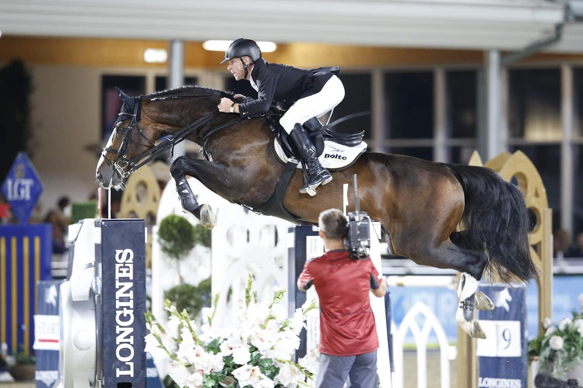 Horse Times Egypt: Equestrian Magazine :News :Championship favourites Brash, Diniz and Bengtsson to compete in Vienna