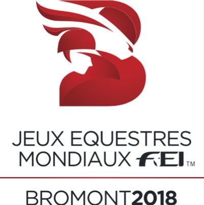 Horse Times Egypt: Equestrian Magazine :News :Logo for 2018 WEG unveiled by Bromont organizing commitee