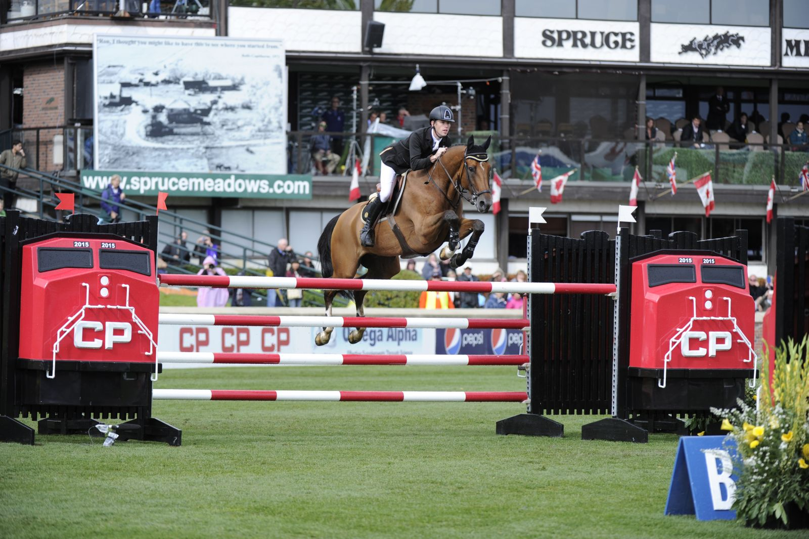 Horse Times Egypt: Equestrian Magazine :News :Spruce Meadows Announces 2016 Dates & Increased Prize Money