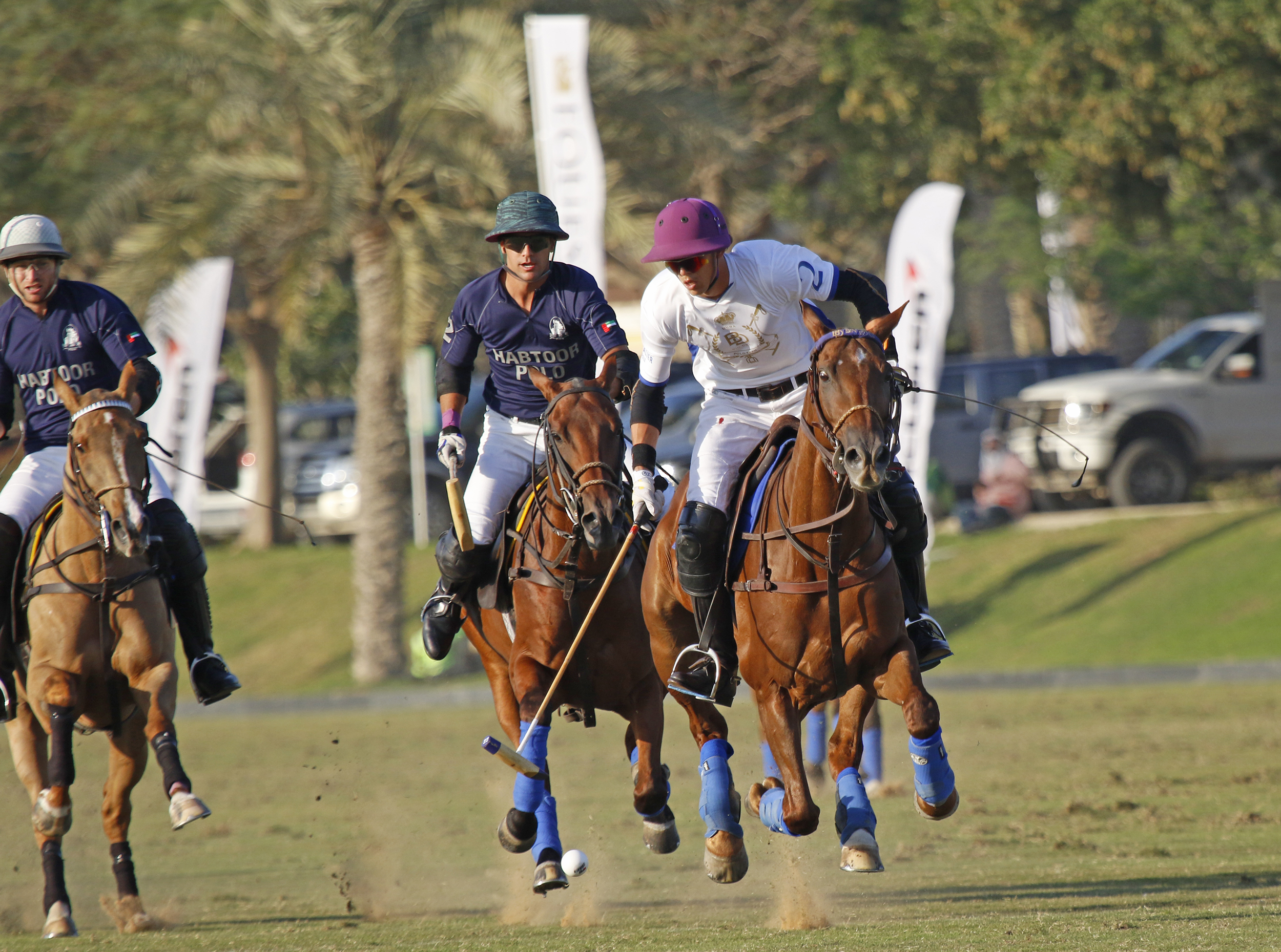 Horse Times Egypt: Equestrian Magazine :News :Great polo action day at The McLaren Cup