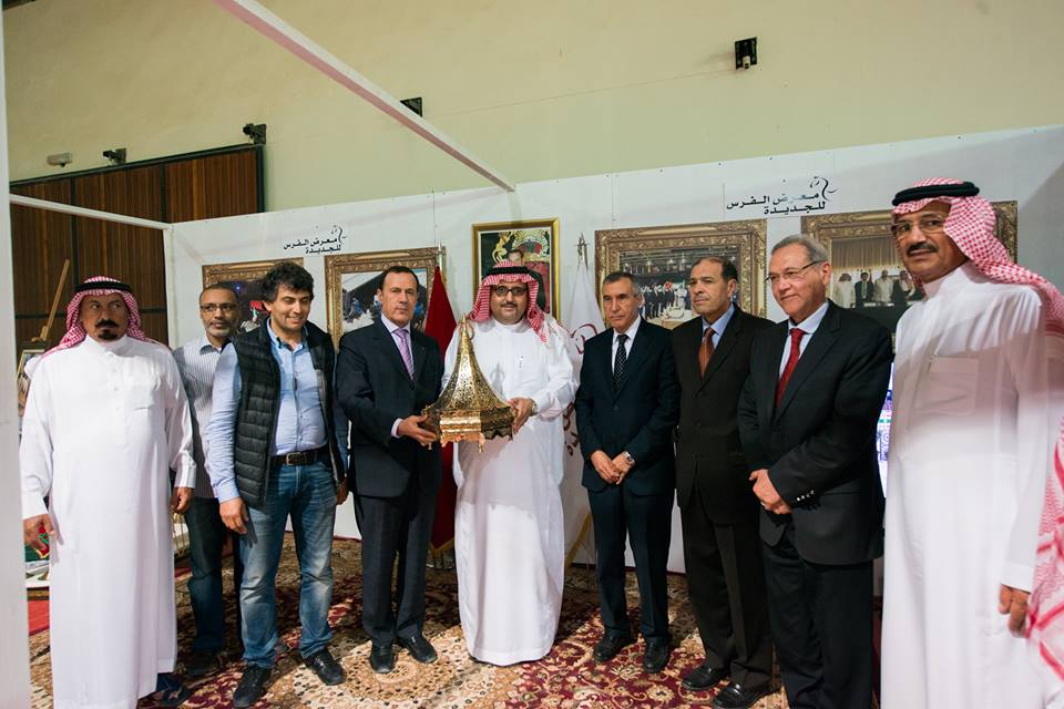 "Horse Times Egypt: Equestrian Magazine :News :THE ASSOCIATION OF "" SALON DU CHEVAL D'EL JADIDA ""PARTICIPATE IN SHEIKH SULTAN BEN ZAYED AL NAHYAN EQUESTRIAN FESTIVAL WHICH WILL TAKE PLACE IN THE UAE BETWEEN FEBRUARY 21ST AND MARCH 12TH."