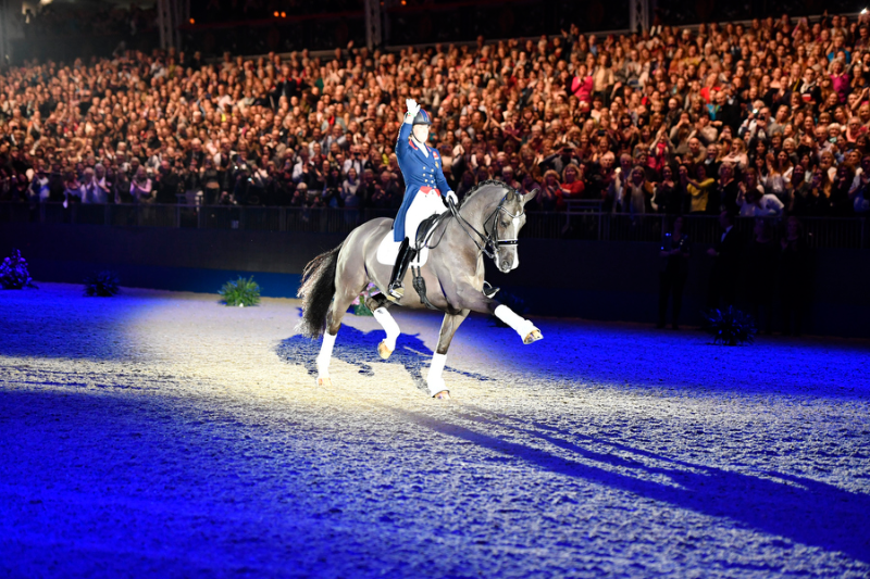 Horse Times Egypt: Equestrian Magazine :News :SEVEN DAYS OF OLYMPIA