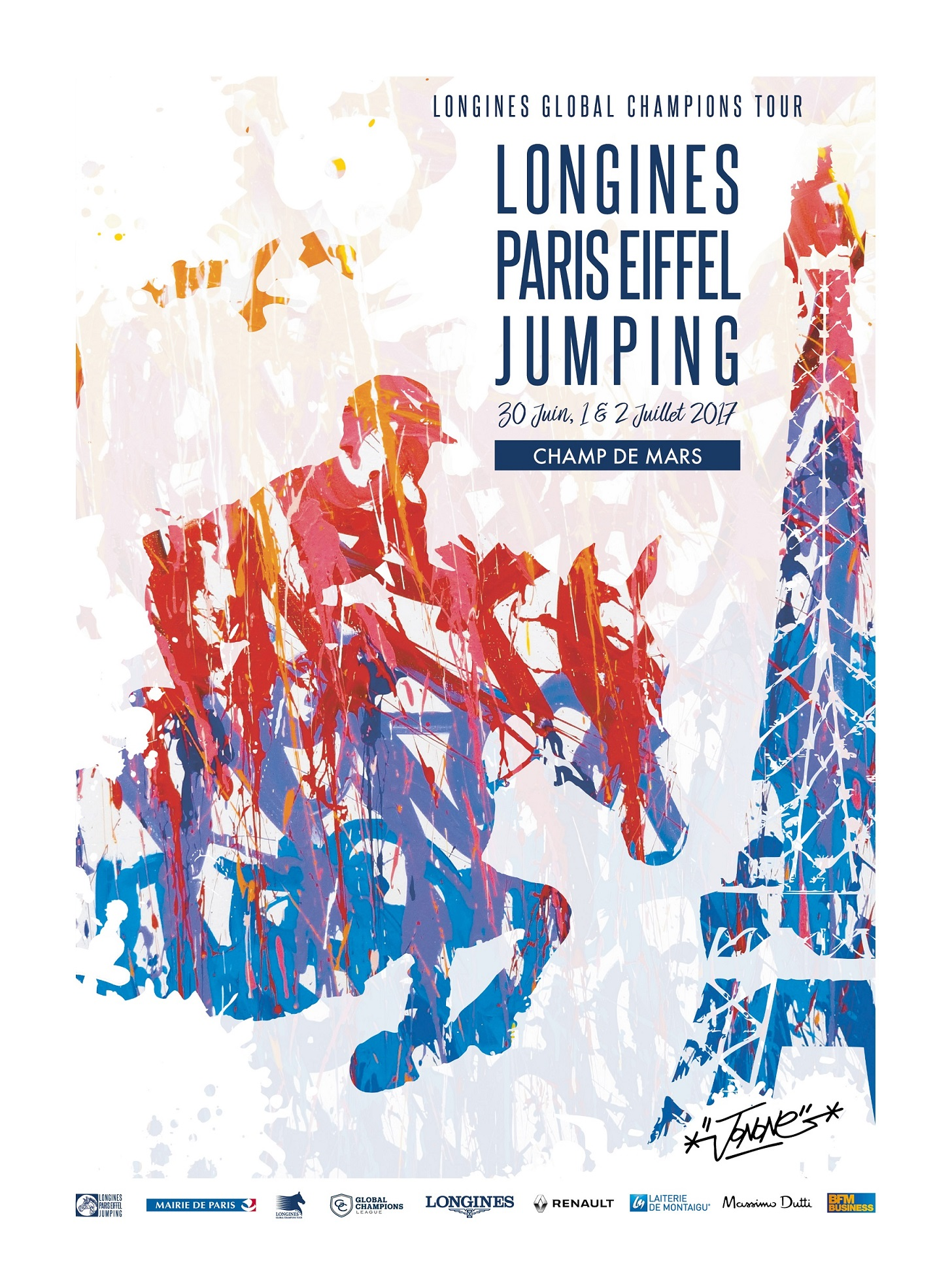 Horse Times Egypt: Equestrian Magazine :News :LONGINES PARIS EIFFEL JUMPING 4TH EDITION: THE COUNTDOWN HAS STARTED!