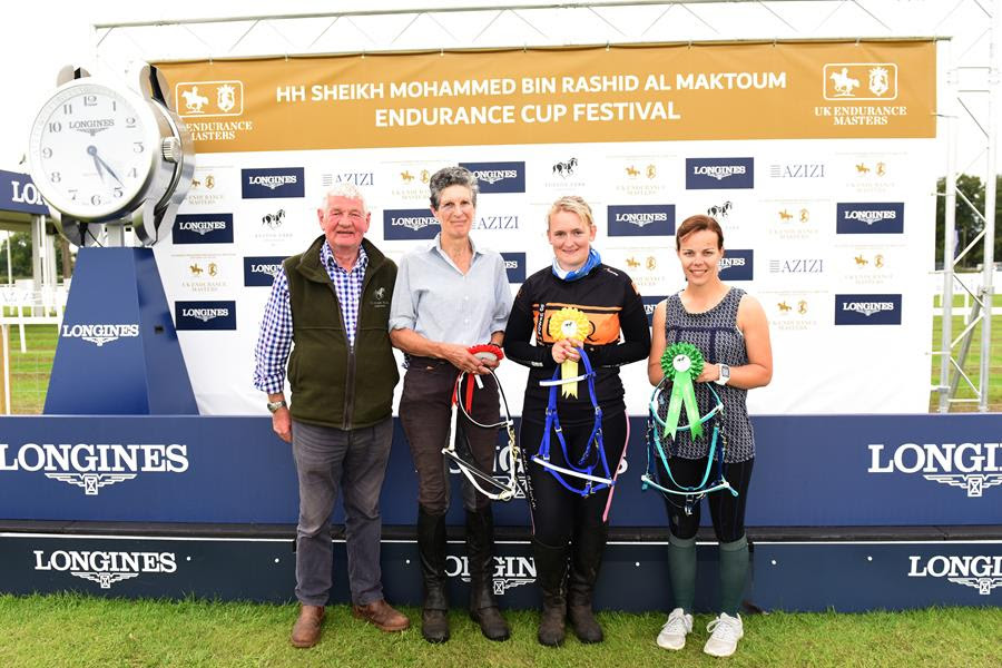 Horse Times Egypt: Equestrian Magazine :News :Day of National Rides Complete Fabulous Endurance Riding Weekend at HH Endurance Cup Festival UK Endurance Masters