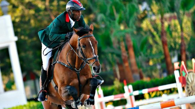 Horse Times Egypt: Equestrian Magazine :News : Morocco Royal Tour : CSIO3* Rabat The Nations Cup, highlight of the Moroccan season