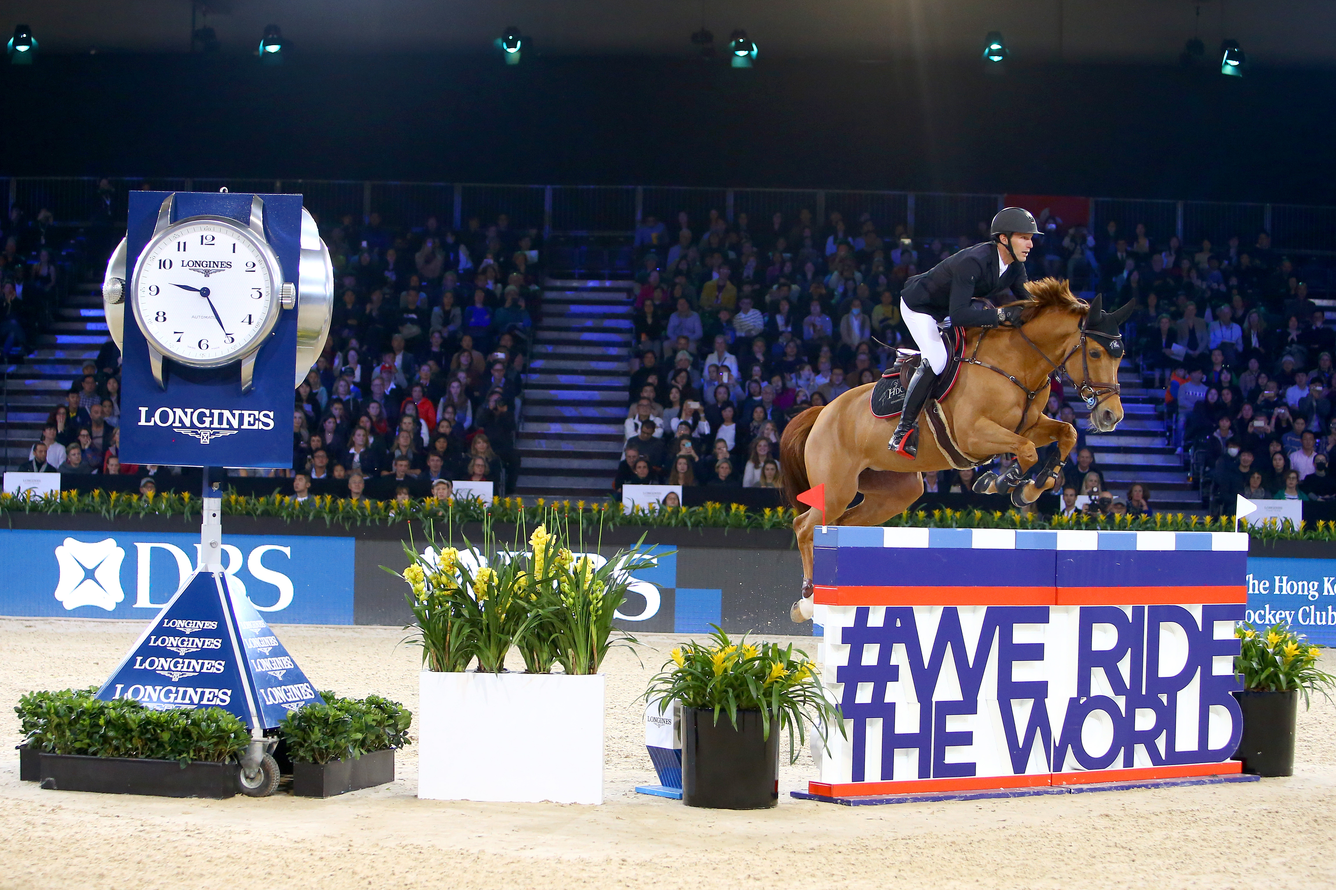 Horse Times Egypt: Equestrian Magazine :News :Longines Masters of Hong Kong - Day 2 - Speed, Power and Style