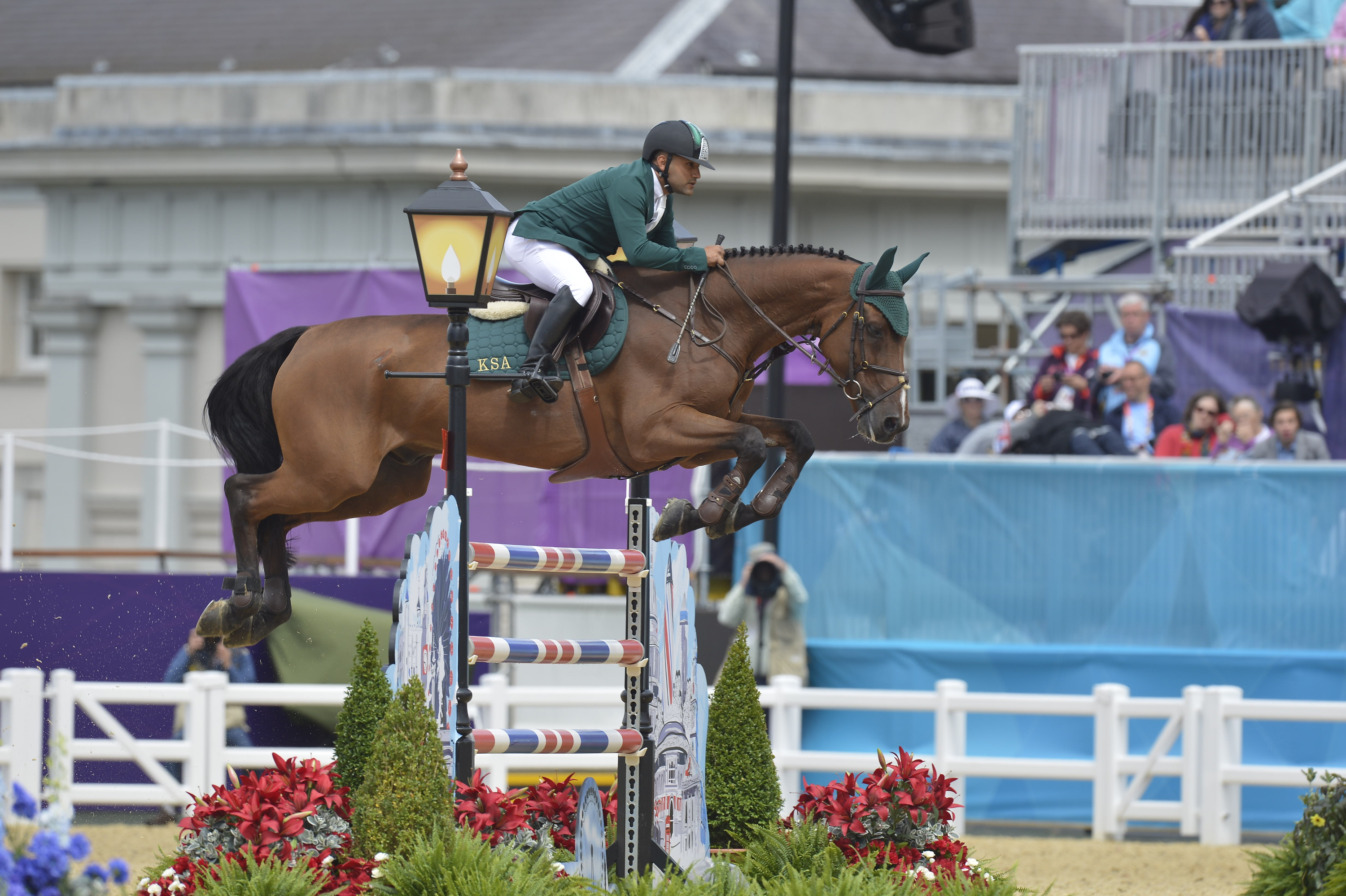 Pics Photos - Olympic Horse Jumping
